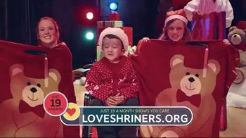Shriners Hospitals for Children TV Spot, 'Shriners Hospitals for Children: Behind the Curtain' - Thumbnail 7