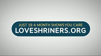 Shriners Hospitals for Children TV Spot, 'Shriners Hospitals for Children: Behind the Curtain' - Thumbnail 8