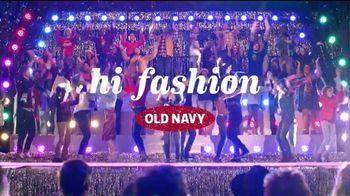 Old Navy TV Spot, 'Hora de brillar: 50 por ciento de descuento' [Spanish] - 35 commercial airings