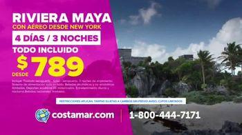 Costamar Travel TV Spot, 'Punta Cana, Riviera Maya, Jamaica, Ensenada & Cozumel' [Spanish] - Thumbnail 2