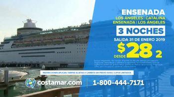 Costamar Travel TV Spot, 'Punta Cana, Riviera Maya, Jamaica, Ensenada & Cozumel' [Spanish] - Thumbnail 4