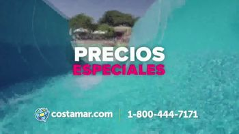 Costamar Travel TV Spot, 'Punta Cana, Riviera Maya, Jamaica, Ensenada & Cozumel' [Spanish] - Thumbnail 5