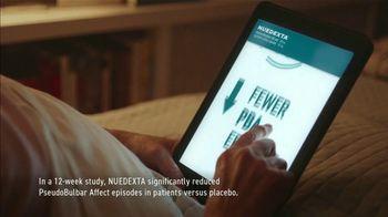 Nuedexta TV Spot, 'Misunderstood' - Thumbnail 4