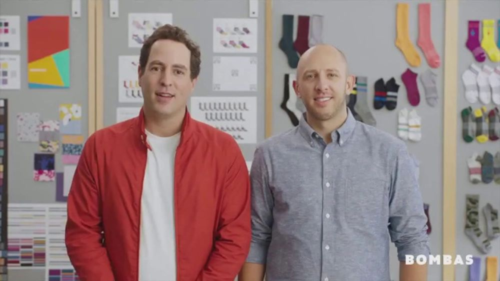 Bombas TV Commercial, 'The Greatest Sock Never Sold'