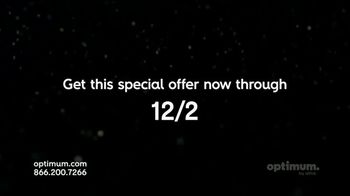 Optimum Black Friday Sale TV Spot, 'Altice One, Gift Card and Security Camera' - Thumbnail 3