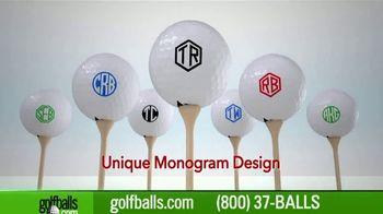 Golfballs.com TV Spot, 'Holiday Savings: Tour B Series and Bridgestone e6' - 237 commercial airings