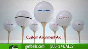 Golfballs.com TV Spot, 'Holiday Savings: Tour B Series and Bridgestone e6' - Thumbnail 6