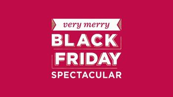 QVC Very Merry Black Friday Spectacular TV Spot, 'Holiday Gift Guide'