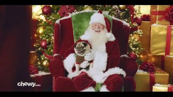Chewy.com TV Spot, \'2018 Holidays: All I Want for Christmas\'