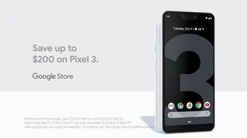 Google Pixel 3 TV Spot, 'Battery: $200 Off' Song by Super Duper - Thumbnail 8