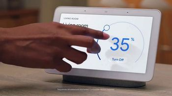 Google Home Hub TV Spot, 'Control Your Home' Song by Jacqueline Taieb - Thumbnail 8