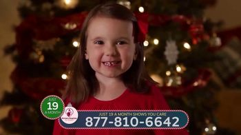 Shriners Hospitals for Children TV Spot, 'Home for Christmas' Featuring Trace Adkins - Thumbnail 10