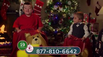 Shriners Hospitals for Children TV Spot, 'Home for Christmas' Featuring Trace Adkins - Thumbnail 6