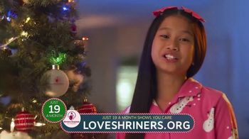 Shriners Hospitals for Children TV Spot, 'Home for Christmas' Featuring Trace Adkins - Thumbnail 9