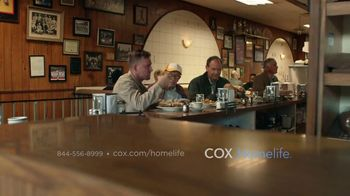 Cox HomeLife TV Spot, 'The Moments That Matter: Diner' - Thumbnail 8