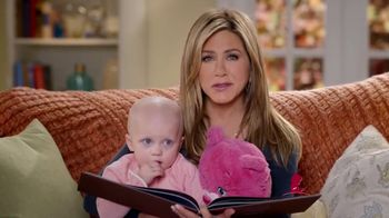 St. Jude Children's Research Hospital TV Spot, 'Why Give?' Featuring Jennifer Aniston, Marlo Thomas - 643 commercial airings
