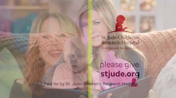St. Jude Children's Research Hospital TV Spot, 'Why Give?' Featuring Jennifer Aniston, Marlo Thomas - Thumbnail 8