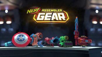 Nerf Marvel Assembler Gear TV Spot, 'Build & Blast' - 898 commercial airings