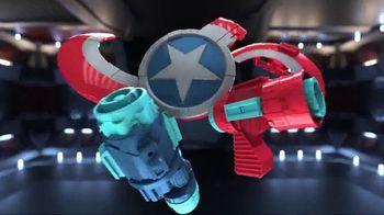 Nerf Marvel Assembler Gear TV Spot, 'Build & Blast'