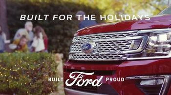 Ford Built for the Holidays Sales Event TV Spot, 'Sleigh' Song by Eartha Kitt [T1] - 2 commercial airings