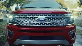 Ford Built for the Holidays Sales Event TV Spot, 'Sleigh' Song by Eartha Kitt [T1] - Thumbnail 1