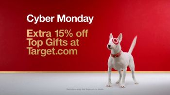 Target Cyber Monday TV Spot, 'Top Gifts' Song by Sia - Thumbnail 2