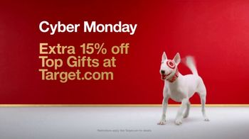 Target Cyber Monday TV Spot, 'Top Gifts' Song by Sia - Thumbnail 3
