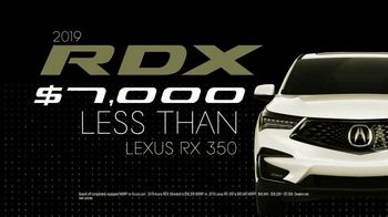 2019 Acura RDX TV Spot, 'In Our DNA' [T2] - Thumbnail 8
