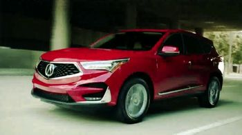 2019 Acura RDX TV Spot, 'In Our DNA' [T2] - Thumbnail 9