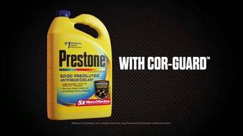 Prestone with Cor-Guard TV Spot, 'Protect Better'