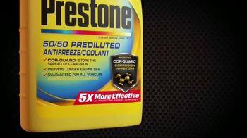 Prestone with Cor-Guard TV Spot, 'Protect Better' - Thumbnail 4