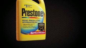Prestone with Cor-Guard TV Spot, 'Protect Better' - Thumbnail 5