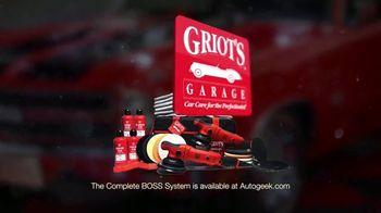Griot's Garage The Boss System TV Spot, 'Next Level Shine' - Thumbnail 10