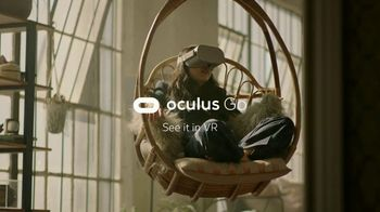 Oculus Go TV Spot, 'Awkwafina's Tale'