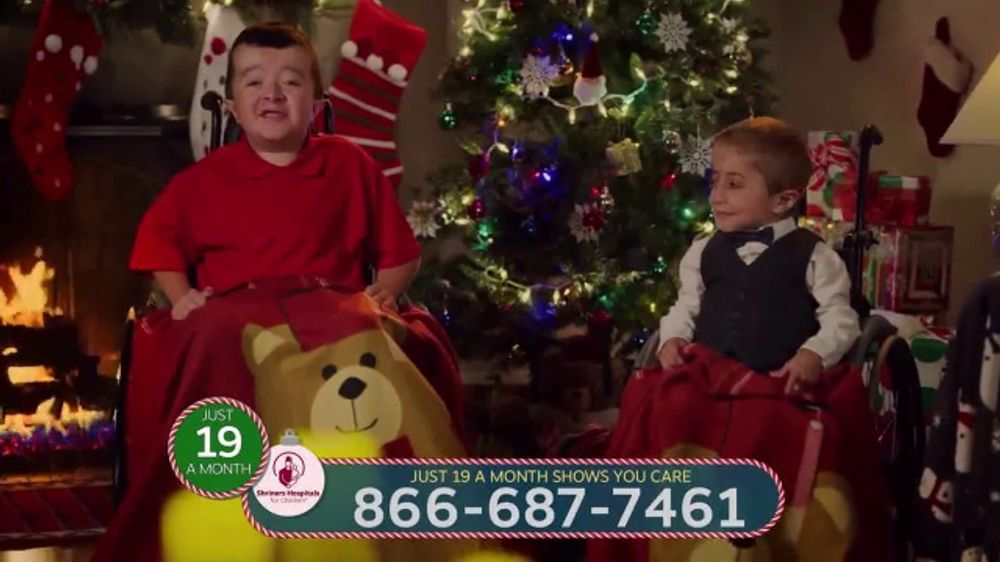A Home For Christmas.Shriners Hospitals For Children Tv Commercial Home For Christmas Video