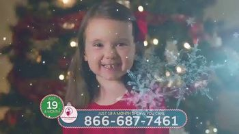 Shriners Hospitals for Children TV Spot, 'Home for Christmas' - Thumbnail 9