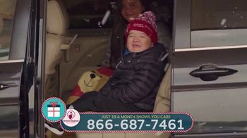 Shriners Hospitals for Children TV Spot, 'Home for Christmas' - Thumbnail 4