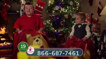 Shriners Hospitals for Children TV Spot, \'Home for Christmas\'