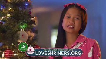 Shriners Hospitals for Children TV Spot, 'Home for Christmas' - Thumbnail 8