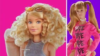Barbie Fashionistas TV Spot, 'Express Yourself' - Thumbnail 2