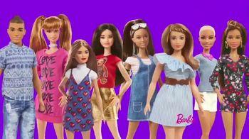Barbie Fashionistas TV Spot, 'Express Yourself' - Thumbnail 4