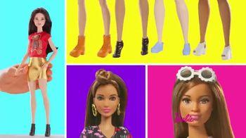 Barbie Fashionistas TV Spot, 'Express Yourself' - Thumbnail 6