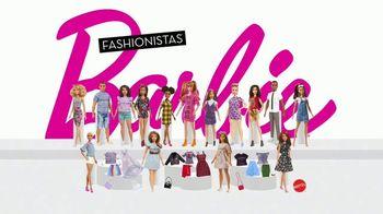 Barbie Fashionistas TV Spot, 'Express Yourself' - Thumbnail 8