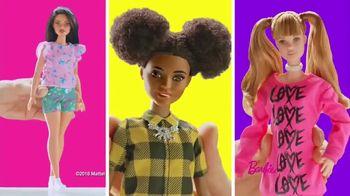 Barbie Fashionistas TV Spot, 'Express Yourself'