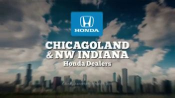 Honda Blue Friday TV Spot, 'Head Start on the Holidays' [T2] - Thumbnail 7