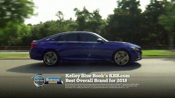 Honda Blue Friday TV Spot, 'Head Start on the Holidays' [T2] - Thumbnail 5