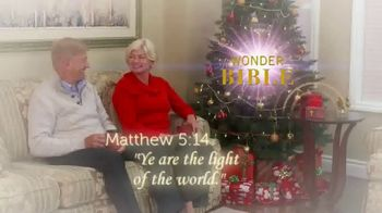 Wonder Bible TV Spot, 'Perfect Gift' Featuring Pat Boone