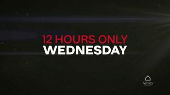 Ashley HomeStore Black Friday Early Access Sale TV Spot, '12 Hours Only' - Thumbnail 1