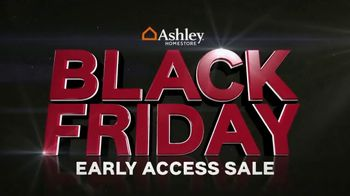 Ashley HomeStore Black Friday Early Access Sale TV Spot, '12 Hours Only' - Thumbnail 3