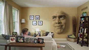 Fathead Black Friday TV Spot, 'Talking Walls' - Thumbnail 1